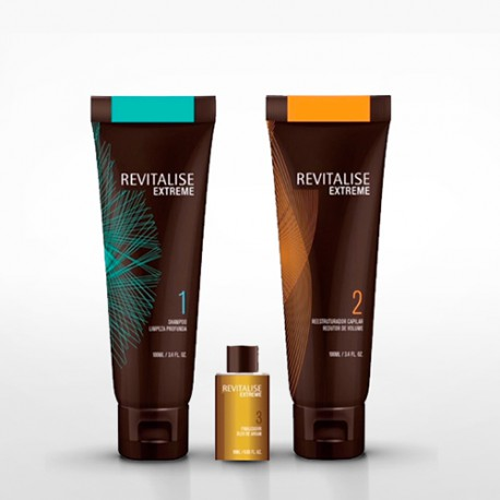 Revitalise Extreme 2 x 100 ml + oil