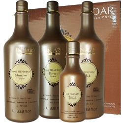 Inoar hair treatment
