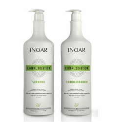Shampoing herbal solution inoar 1 l