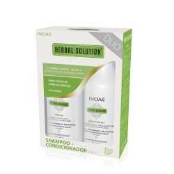 Kit duo herbal solution 250 ml